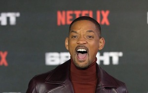 Will Smith bungee jumps from helicopter over Grand Canyon to mark 50th birthday