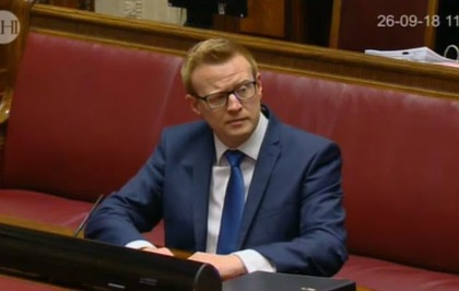 RHI inquiry: Jonathan Bell 'told lies'