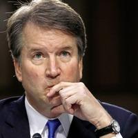 Donald Trump denounces Democratic efforts to block Brett Kavanaugh's Supreme Court bid 'cynical con job'
