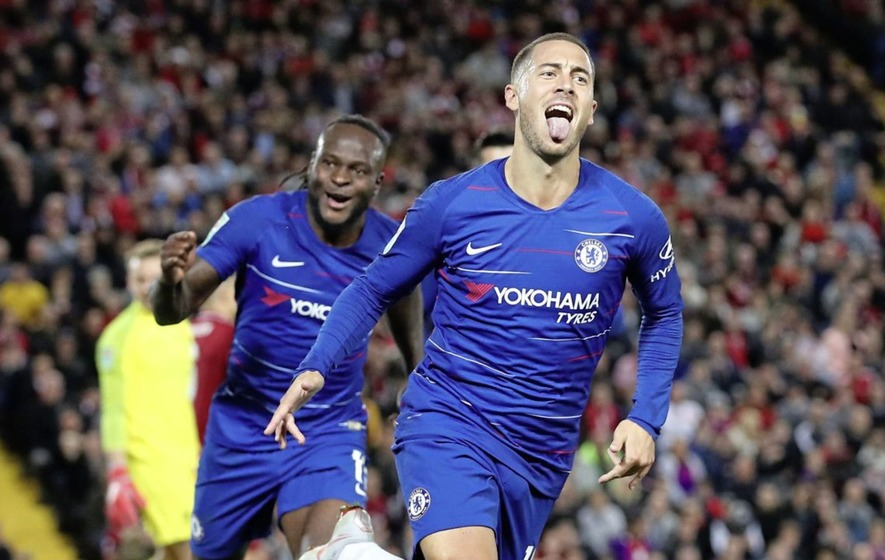 low cost 11b06 27177 On this Day, June 4, 2012: Chelsea sign Eden Hazard from ...