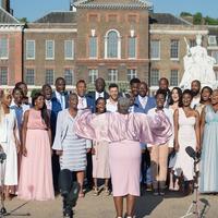 Royal wedding's Kingdom Choir announce tour