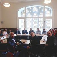 Church leaders meet Stormont parties over power-sharing deadlock
