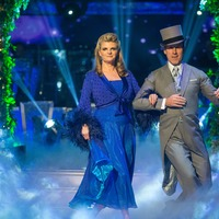 Susannah Constantine's Strictly future in jeopardy after foxtrot 'disaster'
