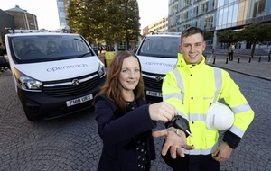 BT's Northern Ireland engineering division renamed 'Openreach'