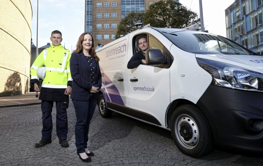 4b275a5386 BT s Northern Ireland engineering division renamed  Openreach  - The ...