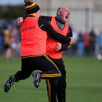 Smash and grab raid for Ballycran as Conor Woods goal sinks Portaferry in Down decider