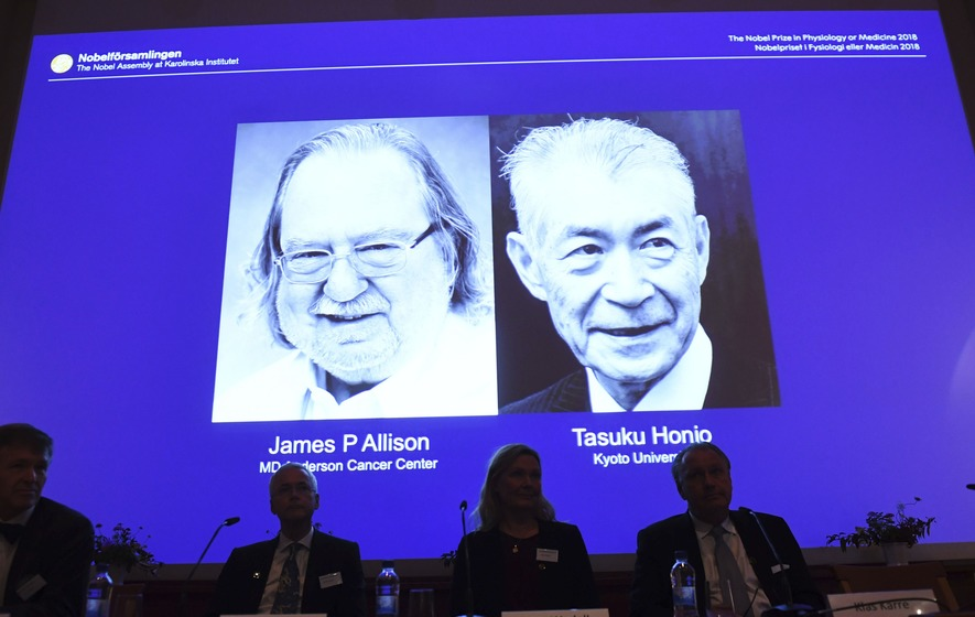 Nobel Prize in medicine for Cancer Research brings forth a Breakthrough