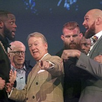 Sports Sidelines: Boxing, Soccer and Ultimate Fighting: Tyson Fury, James Forrest (Celtic) and  Conor McGregor