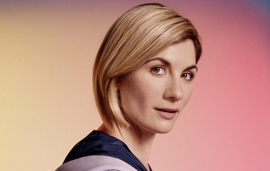 jodie whittaker doctor