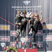 Superbike champion Jonathan Rea: we are riding a world wave