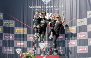 Superbike champion Jonathan Rea: we are riding a world wave