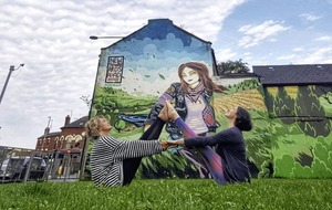 Free yoga festival in east Belfast this weekend