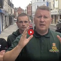 Britain First threatens 'day of action' in Co Antrim town