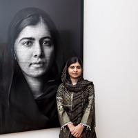 National Portrait Gallery unveils Malala Yousafzai photograph
