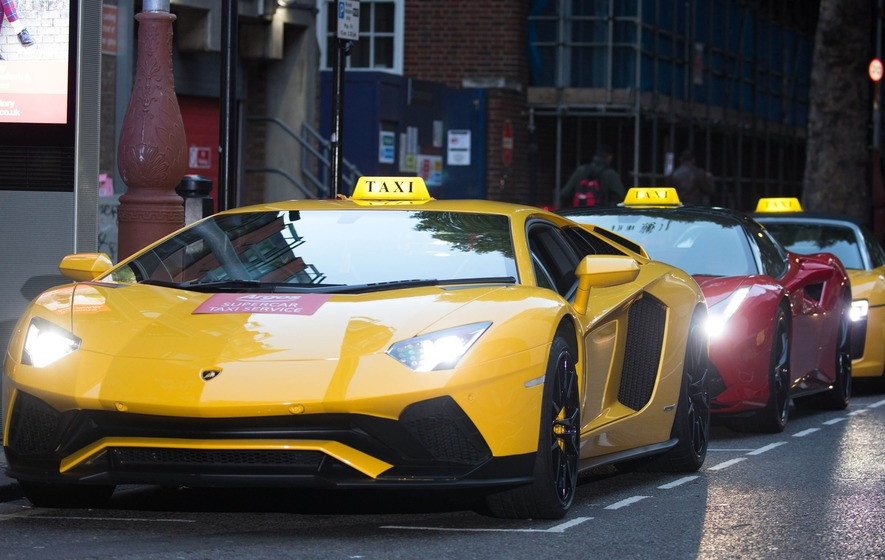 Supercar Taxi Service Launched To Mark Release Of Forza Horizon 4