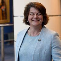 Arlene Foster has 'concerns' over Philip Hammond's no-deal Irish border plan