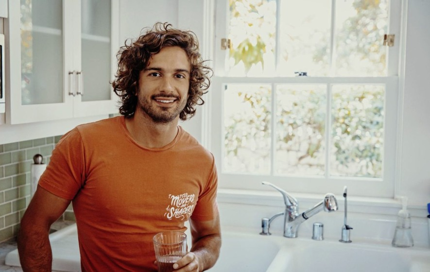 Body Coach Joe Wicks On Improving As A Cook And Why He Will Never Count Calories The Irish News