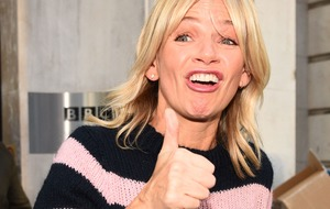 Zoe Ball asks 'Will the anxiety dreams stop?' as she lands Breakfast Show role