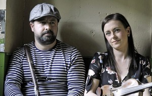 Trad/roots: Kíla close Féile na Carraige, Irish/Iranian quartet Navá play the Duncairn