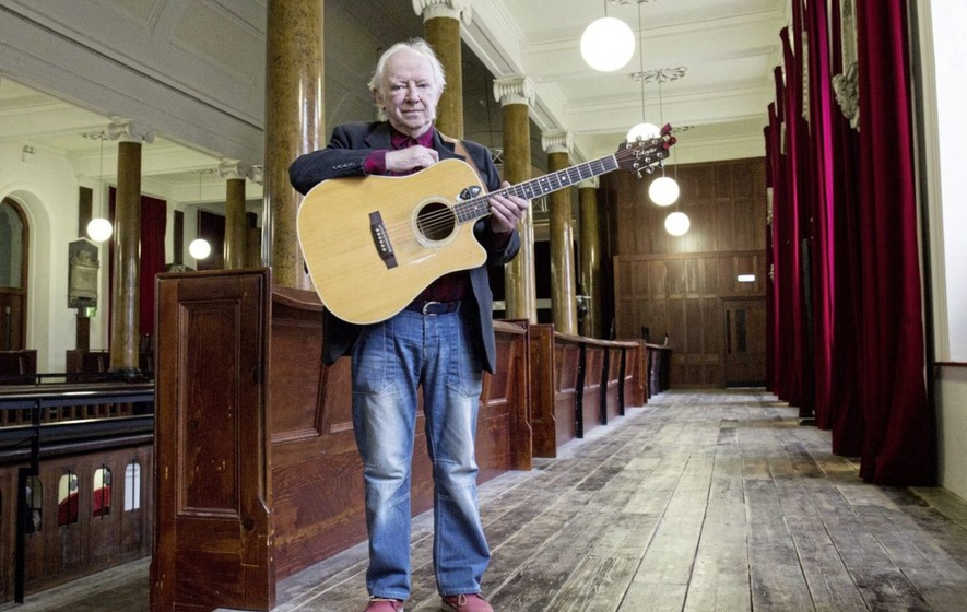 Trad/roots: Tyrone maestro Arty McGlynn to feature in 10th