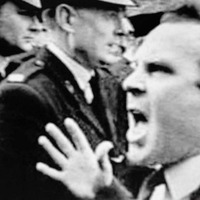 Businessman was attacked while trying to negotiate with RUC during civil rights march