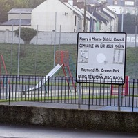 Newry council decides to off-load Raymond McCreesh park