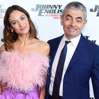 In Pictures: Johnny English stars strike the red carpet again