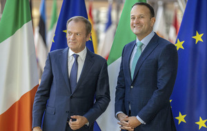 Leo Varadkar lays out Brexit priorities as Donald Tusk hits out at Jeremy Hunt's 'USSR' comments