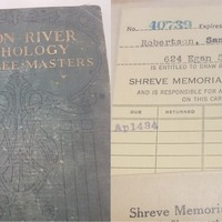 Library book returned 84 years after its due date