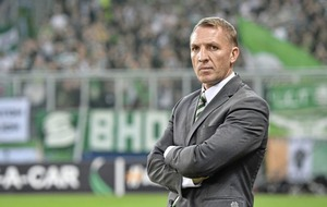 Brendan Rodgers rues poor defending as Celtic lose to Salzburg