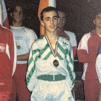 Holy Trinity coach Michael Hawkins pays tribute to former fighter and European champion, Patrick Browne