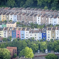 UK house prices fall at sharpest rate since April