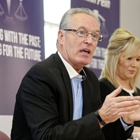 Police Federation legacy comments appalling says Sinn Féin's Gerry Kelly