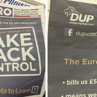 Watchdog voiced concern about DUP 'dark money' before spiking probe