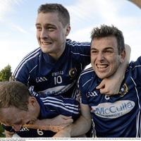 Old foes Cargin and St Gall's go toe-to-toe in Antrim semi-final showdown