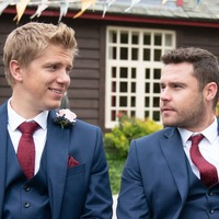 Emmerdale fans in tears as RobRon wedding finally happens