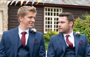 Emmerdale fans in tears as RobRon wedding finally happens