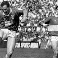 The Irish News Archive - Oct 9 1998: Another bite for Cavan long shots against Crossmaglen