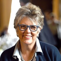 TV chef Prue Leith speaks of her love for Great British Bake Off