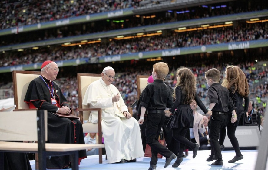 Lasting souvenir of Papal visit Ireland with release of a commemorative book