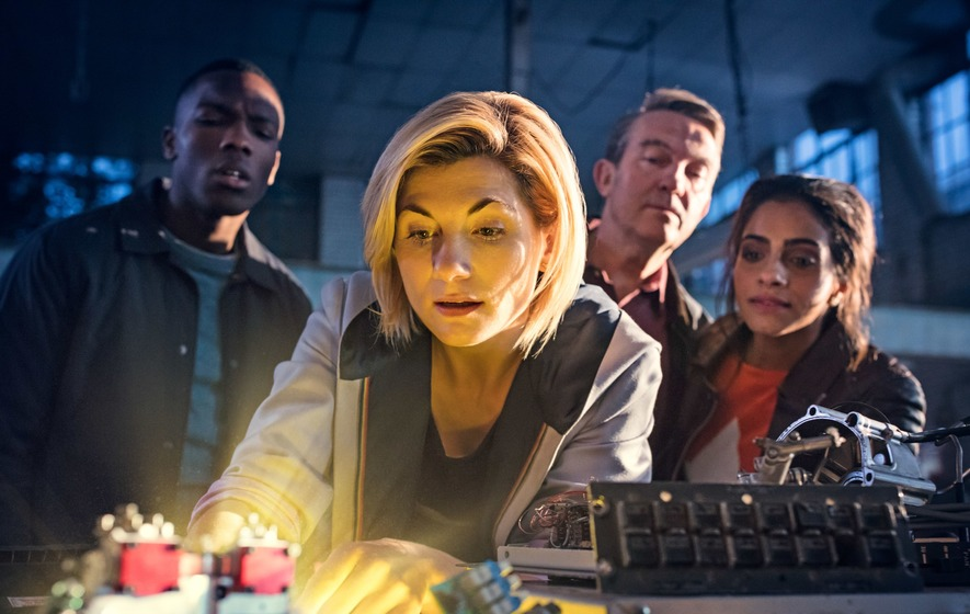 Jodie Whittaker is \'The Doctor\', say thrilled fans of sci-fi show ...