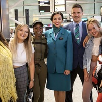 Ireland's flag carrier airline appears on TV talent show The X Factor
