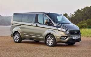 Ford Tourneo Custom: The van that is better* than a BMW 7 Series or a Bentley (*sort of...)