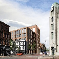 Plans submitted for multi-million pound Belfast city centre development