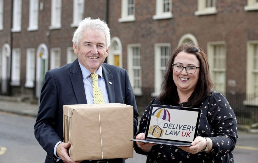 Businesses urged to visit new Delivery Law website - The