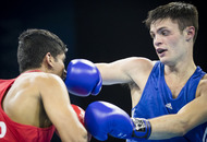 James McGivern set to make debut at new weight class after moving up ahead of 2020 Olympics bid