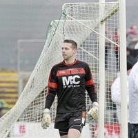 Lavey goalkeeper Ciaron O'Boyle revels in redemption