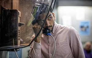 TV Quickfire: Actor Nabhaan Rizwan on new BBC drama series Informer