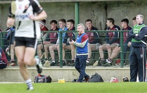 Slaughtneil manager Michael McShane rules out switch to Antrim
