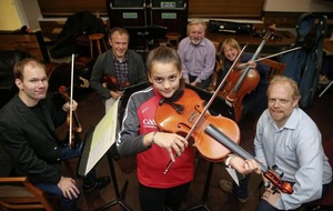 West Belfast GAA club and Ulster Orchestra to collaborate on special piece of music